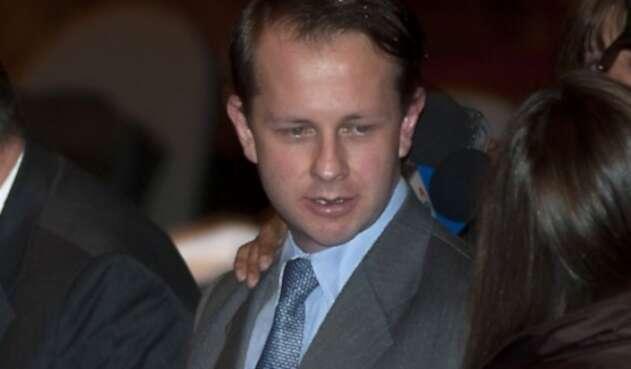 Andrés Felipe Arias, ex ministro de Agricultura.