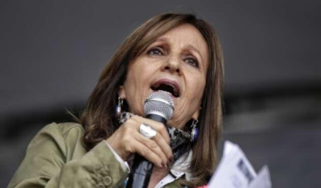 La exrepresentante Ángela María Robledo.