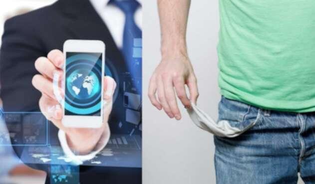 Aplicación para smartphone detecta deudores morosos