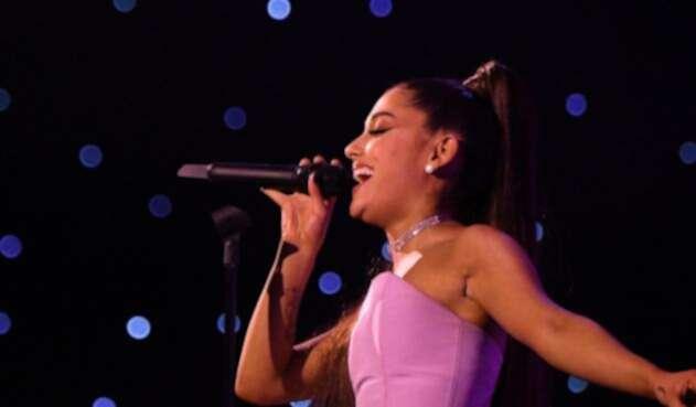 Ariana Grande es acusada de plagio