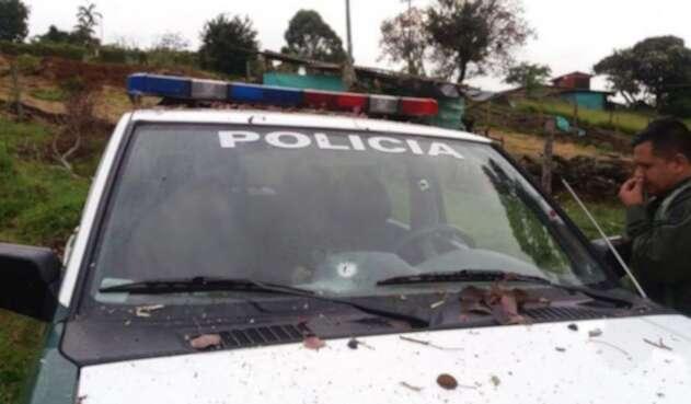 Ataque a patrulla en Cauca