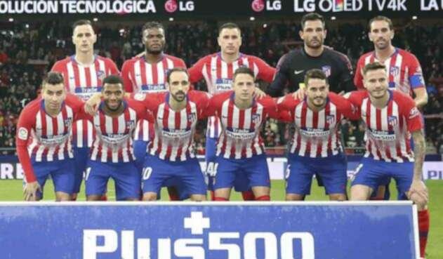 El Atlético se vio sorprendido por el Girona