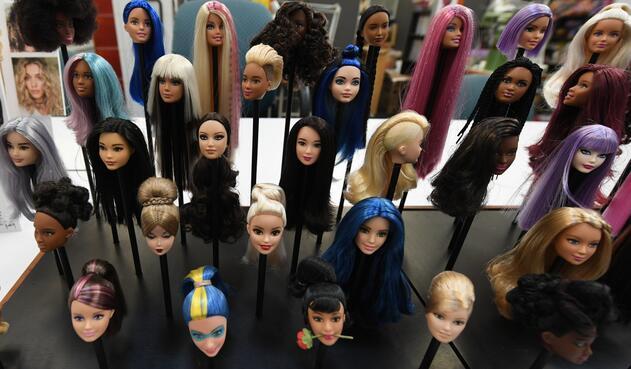 Muñeca trans en Rusia