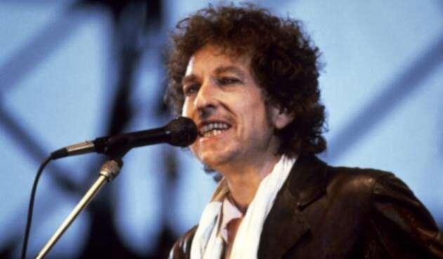 Bob Dylan, todo un ícono.