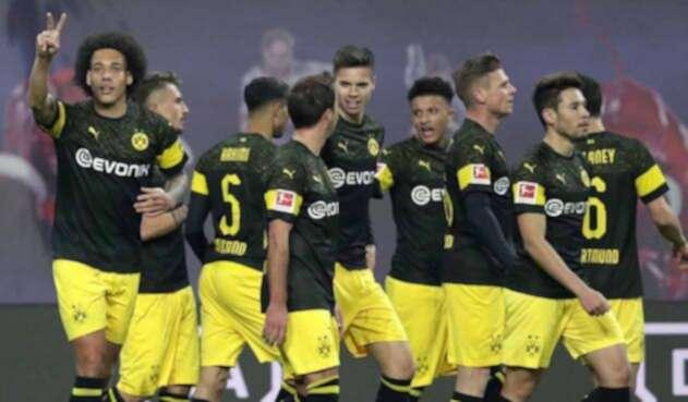 Borussia Dortmund sigue peleando la Bundesliga