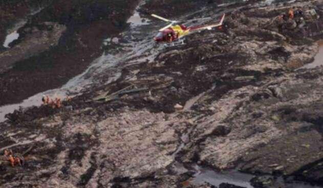 La tragedia tras la ruptura del dique minero en Brasil
