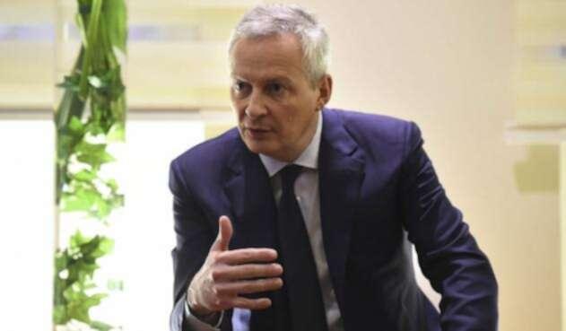 Bruno Le Maire, ministro de Economía de Francia