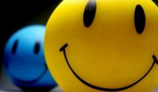 Caritas de felicidad