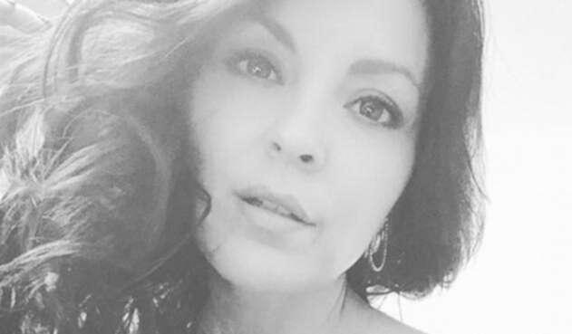 La actriz publicó una fotografía de hace 18 años y expresó algunas palabras sobre la vejez.