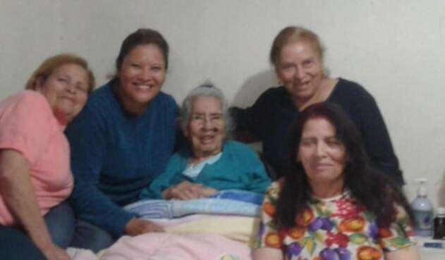 Falleció la mujer más longeva del país a los 102 años de edad