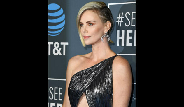 Charlize Theron, en los Critics' Choice Awards 2019