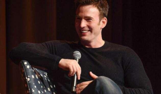 El intérprete de 'Capitán América' aprovechó para enviar un mensaje positivo a sus compañeros de set por el nombramiento.