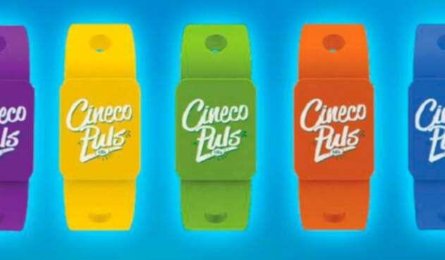 Las manillas de Cineco Plus