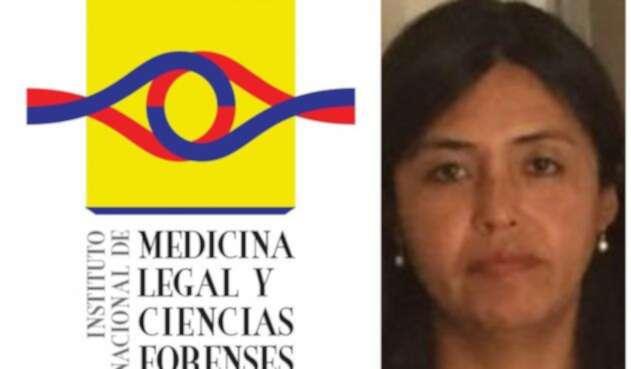 Claudia Adriana del Pilar García Fino, directora de Medicina Legal