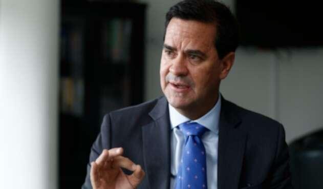 Frank Pearl, exjefe negociador del Gobierno con el ELN