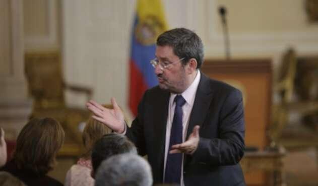 Francisco Santos, embajador de Colombia en Washington