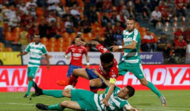 Medellín vs Equidad - Liga Águila 2019 Fecha 2