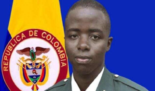 Ángel Mauricio Acevedo Torres, militar secuestrado en Norte de Santander