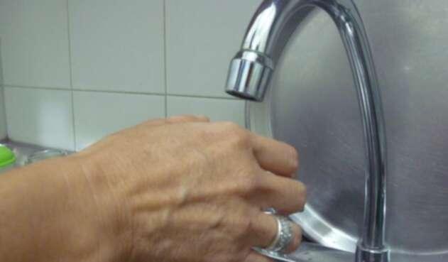 Alteraciones en la captación del líquido