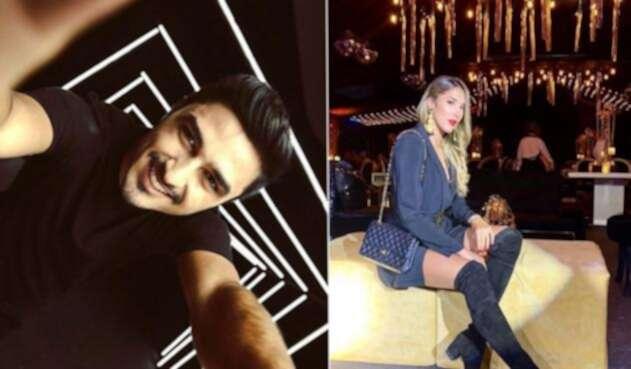 La empresaria aparece en un video junto al director que sería su nueva pareja sentimental.