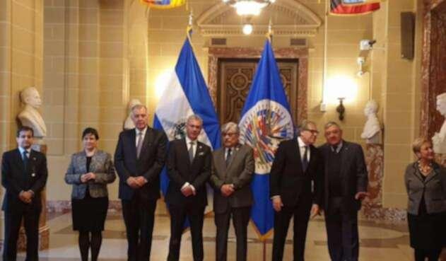 Consejo Permanente de la @OEA_Oficial.