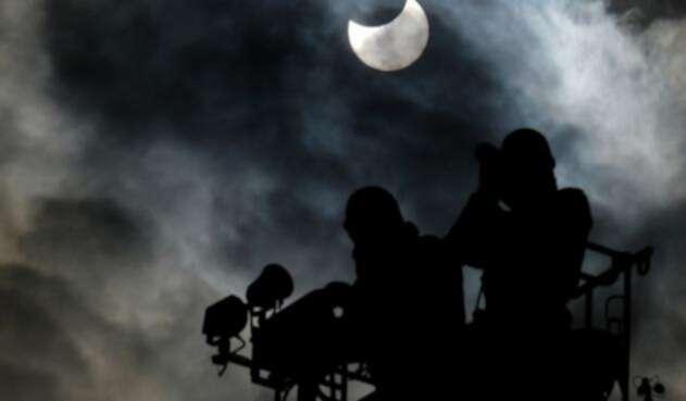 El eclipse de luna será entre la noche del domingo 20 de enero y la madrugada del domingo 21.