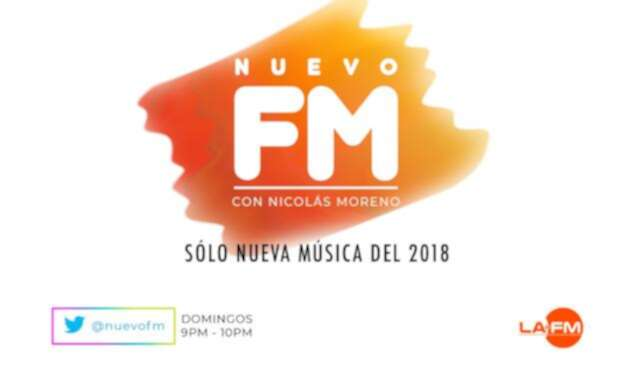 #NuevoFm – Playlist 230 / Domingo 20 de enero 2019