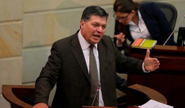 Fabio Fernando Arroyave, expresidente de la Comisión de Acusaciones