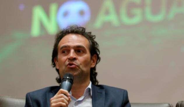 Federico Gutiérrez, alcalde de Medellín