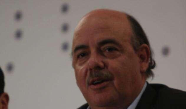 El libretista Fernando Gaitán