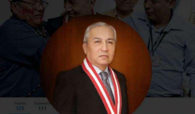 Pedro Gonzalo Chávarry, fiscal de Perú