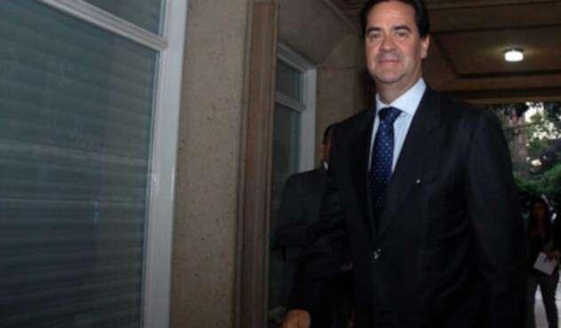 Frank Pearl, exintegrante del equipo negociador del Gobierno con las Farc