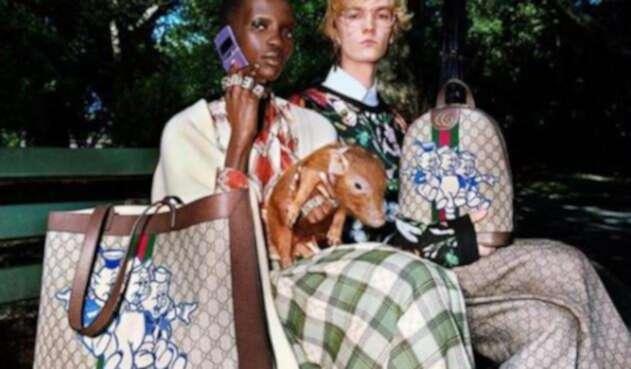 Nueva colección de Gucci