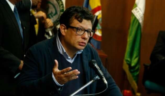 Hollman Morris, concejal en Bogotá