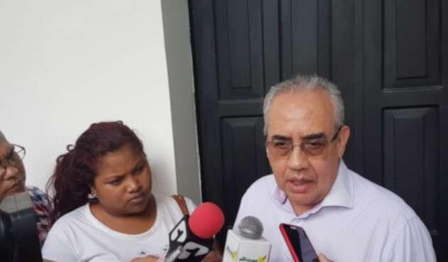 Encuentro de la UNP con líderes sociales en Santa Marta