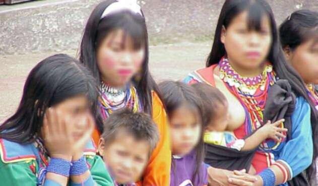 Niños indígenas se están suicidando en Antioquia