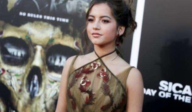 La joven actriz participará en la cinta 'Let It Snow'
