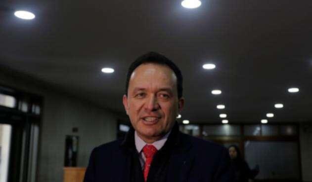 Jesús Albeiro Yepes, abogado de Luis Fernando Andrade
