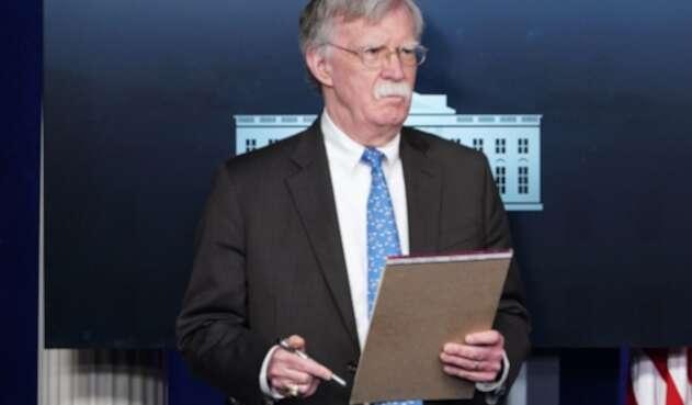 John Bolton, Consejero de Seguridad Nacional de Estados Unidos