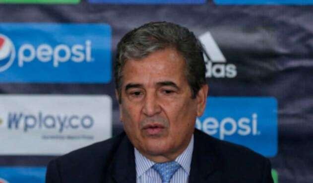 Jorge Luis Pinto criticó el trabajo de Pékerman en la Selección Colombia