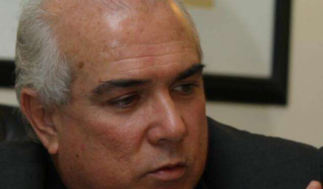 El expresidente de Fedegán y exembajador de Colombia, Jorge Visbal Martelo.