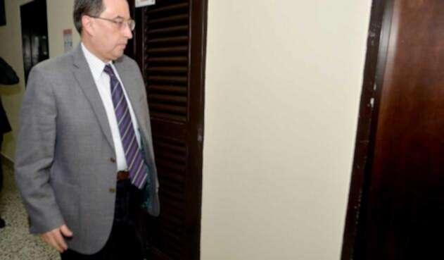 José Elías Melo, expresidente de Corficolombiana