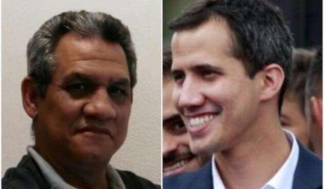 Wilmer Guaidó Vidarte y Juan Guaidó