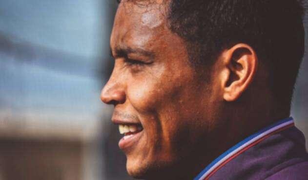 Luis Fernando Muriel, delantero colombiano