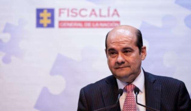 Luis González, fiscal delegado para la Seguridad Ciudadana