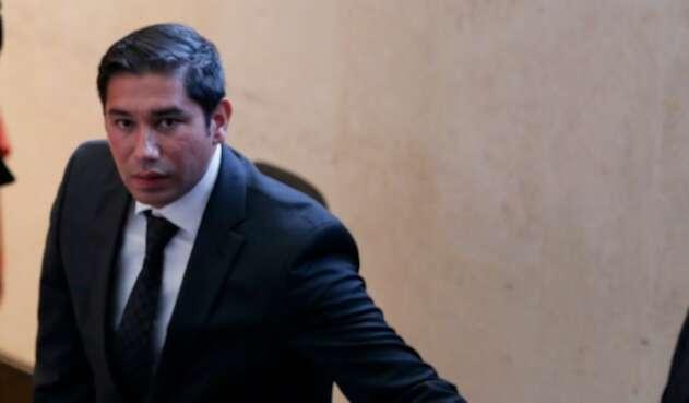 Luis Gustavo Moreno, exfiscal anticorrupción