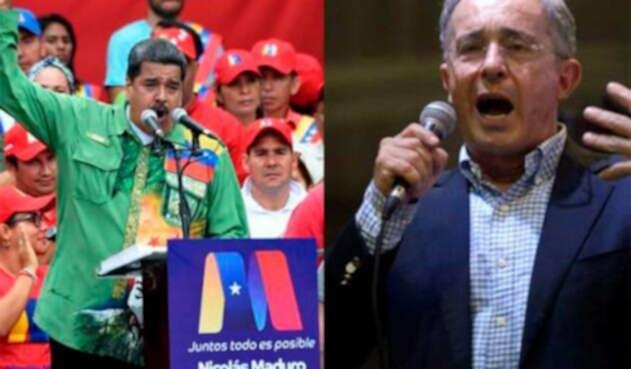 Álvaro Uribe invita a los venezolanos a sacar a Maduro del poder
