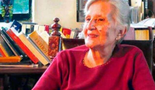 María Teresa Uribe de Hincapié, intelectual colombiana fallecida