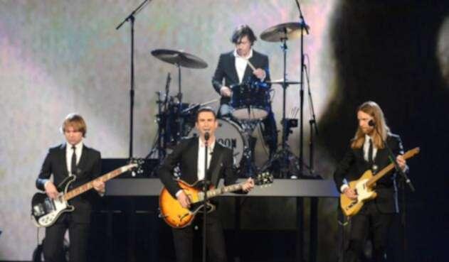 Maroon 5 es una de las bandas más importantes a nivel mundial.