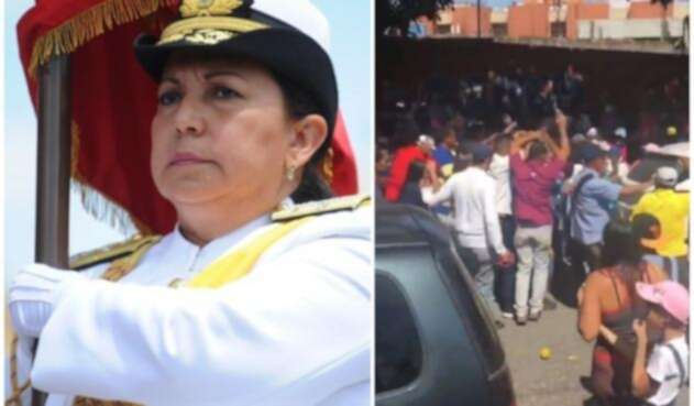 gobernadora de Lara, Carmen Meléndez